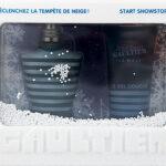 Montage et garnissage de coffret cosmétique Gaultier